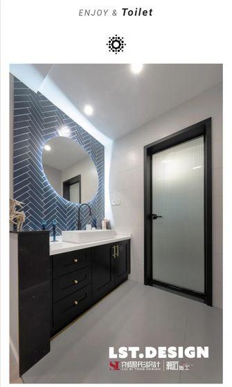 110平米三室两厅其他风格卫生间图片大全