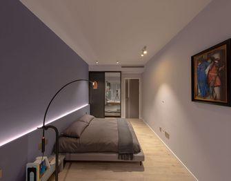 120平米三室五厅现代简约风格卧室效果图