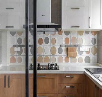 90平米四室两厅北欧风格厨房欣赏图