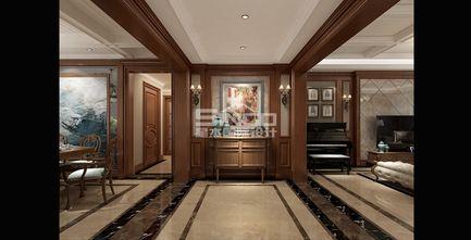20万以上140平米四室四厅欧式风格走廊装修效果图