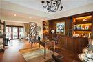 豪华型140平米四室两厅美式风格储藏室图