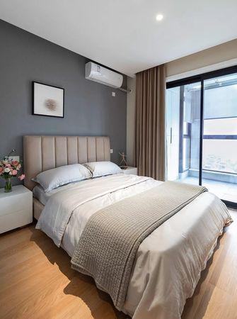 120平米三室两厅北欧风格卧室装修案例