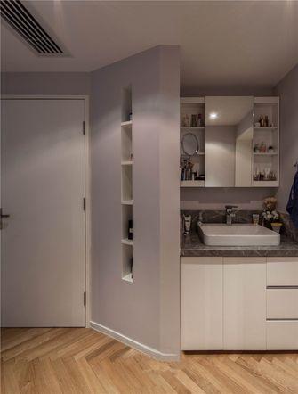 5-10万130平米四室四厅北欧风格卫生间效果图