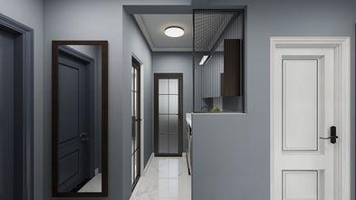 60平米一室一厅现代简约风格走廊装修图片大全