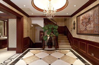 140平米四室五厅美式风格楼梯间装修效果图