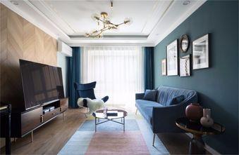 100平米三法式风格客厅图片大全