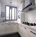 90平米三室一厅宜家风格厨房橱柜图片大全
