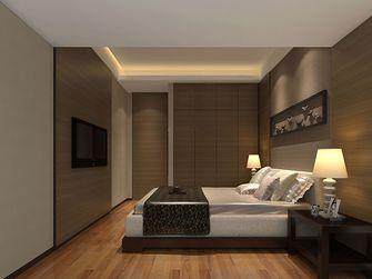 120平米四室两厅英伦风格卧室装修案例