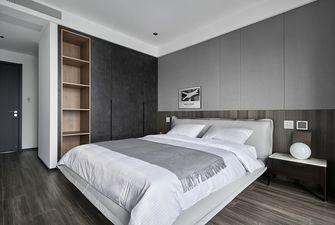 120平米三室一厅现代简约风格卧室欣赏图