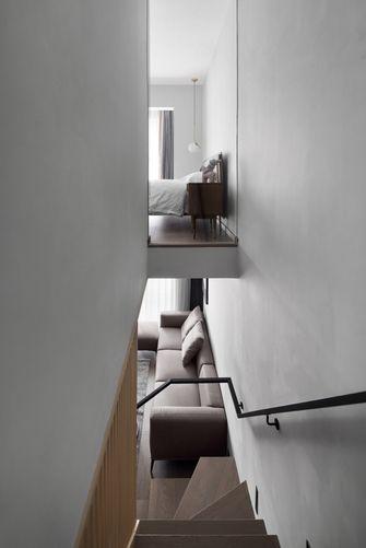 100平米复式现代简约风格阁楼装修图片大全