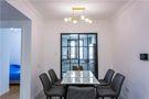 120平米四室两厅现代简约风格餐厅欣赏图