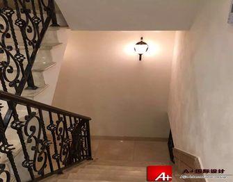 20万以上140平米别墅中式风格楼梯图片