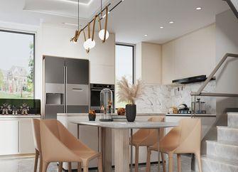 140平米别墅现代简约风格厨房图