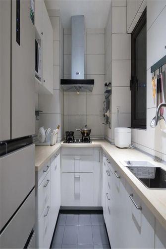 130平米四室一厅其他风格厨房设计图