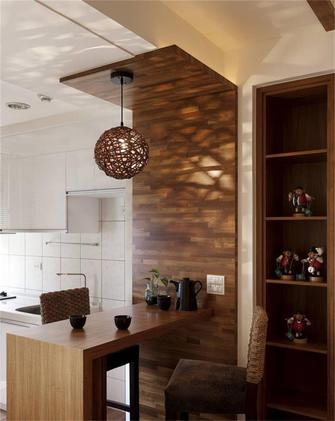 50平米一室一厅东南亚风格餐厅装修效果图