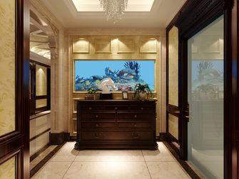140平米三室两厅欧式风格玄关图片