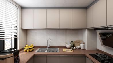 100平米四室两厅中式风格厨房装修图片大全