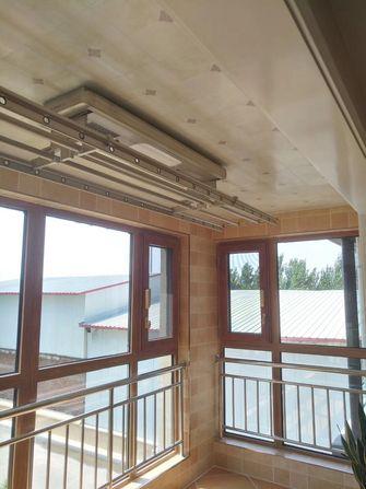 130平米四室一厅地中海风格阳台装修效果图