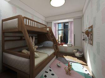 中式风格儿童房设计图