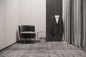 140平米公寓北欧风格衣帽间装修效果图
