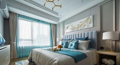 100平米四室一厅现代简约风格卧室装修图片大全