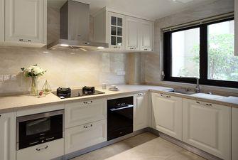 140平米别墅美式风格厨房装修案例