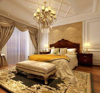 经济型140平米复式欧式风格卧室图