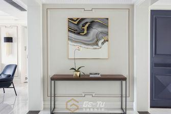 豪华型140平米四室一厅美式风格客厅装修案例