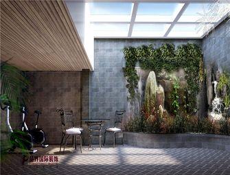 140平米别墅欧式风格阳光房装修图片大全