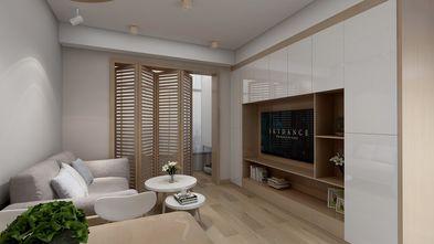 90平米日式风格客厅装修案例