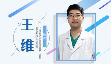 王维医师风采