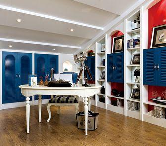 120平米四室两厅地中海风格影音室欣赏图