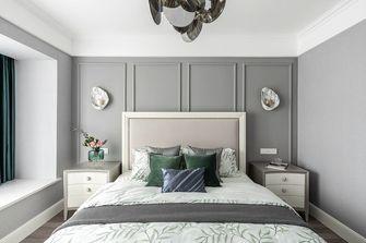 110平米四室两厅法式风格卧室设计图