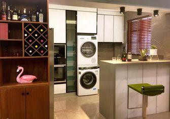 140平米复式北欧风格厨房装修图片大全