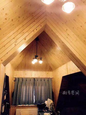 豪华型140平米别墅地中海风格阁楼图片