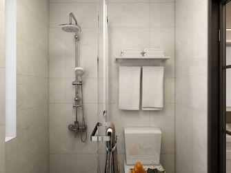 60平米公寓美式风格卫生间欣赏图