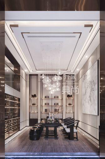 130平米四室一厅中式风格走廊装修图片大全
