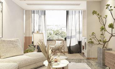 120平米四室两厅日式风格阳台图片