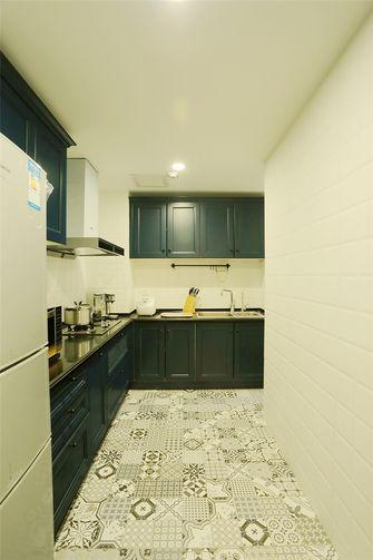 110平米四地中海风格厨房装修案例