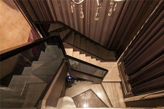 130平米复式欧式风格楼梯装修图片大全
