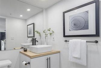 50平米小户型现代简约风格卫生间装修案例