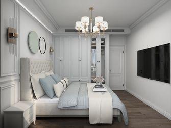 70平米美式风格卧室图