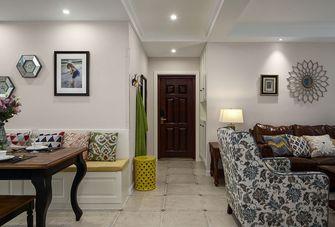 120平米三室一厅美式风格走廊效果图