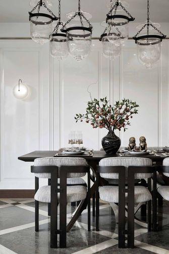 英伦风格餐厅装修案例