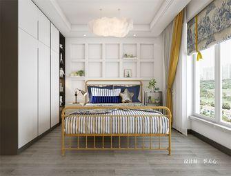 140平米四室两厅现代简约风格卧室设计图