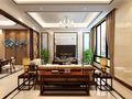 豪华型140平米别墅中式风格客厅沙发装修图片大全