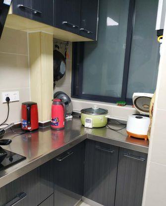 90平米三室两厅宜家风格厨房装修图片大全
