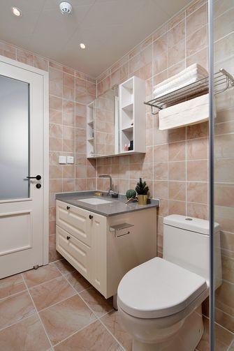 60平米一居室新古典风格卫生间图