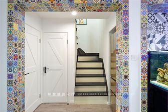 140平米复式宜家风格楼梯间装修图片大全