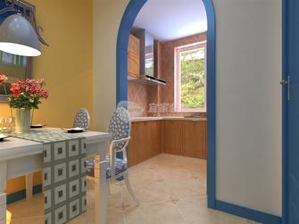 5-10万110平米四室三厅地中海风格厨房设计图